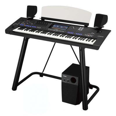 Claviers, synthétiseurs, pianos de scène